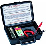 Supco M501 Electronic Megohmmeter with Service Case, 1000 Megohms Insulation Resistance, 1,000V Test Voltage