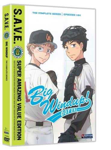 おおきく振りかぶって DVD-BOX (全25話+1話収録) 北米版(日本語音声可)