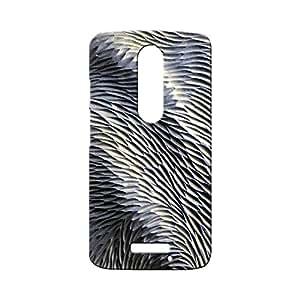 BLUEDIO Designer Printed Back case cover for Motorola Moto X3 (3rd Generation) - G3100