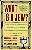WHAT IS A JEW? (0020332823) by Lawrence A. Hoffman