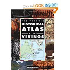 The Penguin Historical Atlas of the Vikings (Hist Atlas) by John Haywood