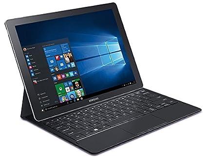 "Samsung Galaxy TabPro S Tablette, écran 12""FHD, processeur Intel Core M 2,2GHz, 4Go RAM, Camera frontale 5MP, Wi-Fi, Noir"