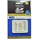 東芝 TOSHIBA SDHCカード 16GB class10