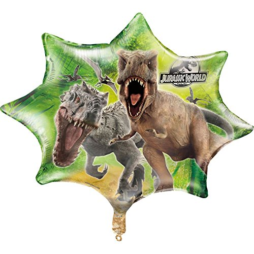 Jurrasic World 28 Inch Foil