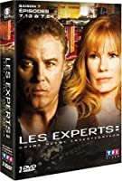 Les Experts Las Vegas , Saison 7 partie 2 - Coffret 3 DVD