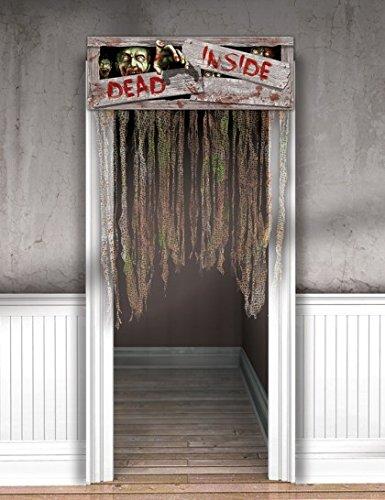 Doomsday Doorway Curtain 5ft