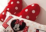 Disney Minnie Oh My! Bow Shaped Cushion, Cushion, Cushion