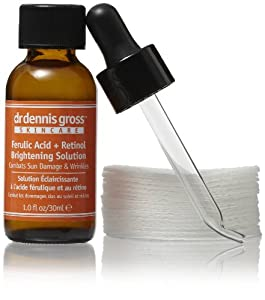 Dr. Dennis Gross Skincare Ferulic Acid + Retinol Brightening Solution, 1 fl. oz.