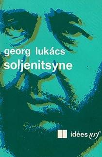 Soljenitsyne par Luk�cs