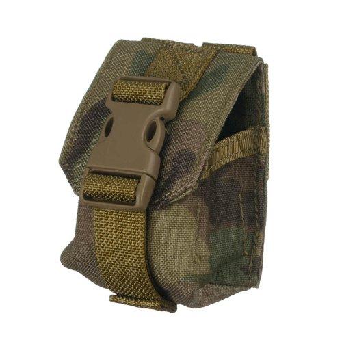 Pantac MOLLE Hand Grenade Pouch Multicam