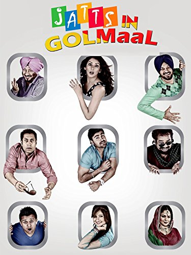 Jatts In Golmaal (English Subtitled)