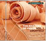 Locatelli: Masters of Violin, Vol. 1