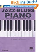 Jazz-Blues Piano Pf Book/Cd (Hal Leonard Keyboard Style)