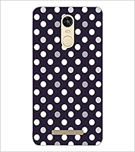 PrintDhaba Pattern D-5255 Back Case Cover for XIAOMI REDMI NOTE 3 (Multi-Coloured)