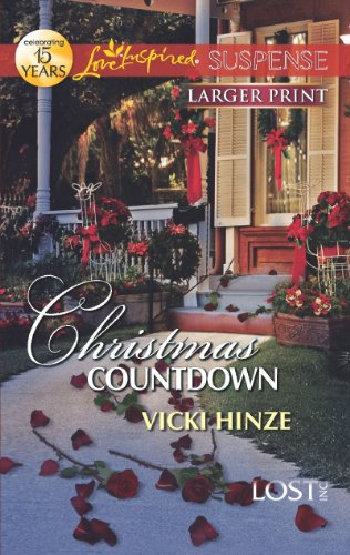 Christmas Countdown (Love Inspired Suspense (Large Print))