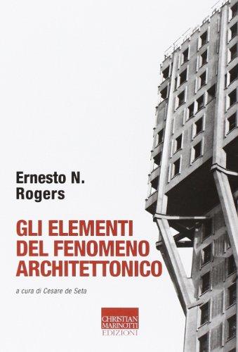 Gli elementi del fenomeno architettonico