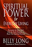 img - for Spiritual Power for Everyday Living: Encounter the Holy Spirit Like the Early Christians to Reach Your Spiritual Potential book / textbook / text book