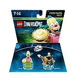 LEGO Dimensions Fun Pack: The Simpsons Krusty by LEGO [並行輸入品]