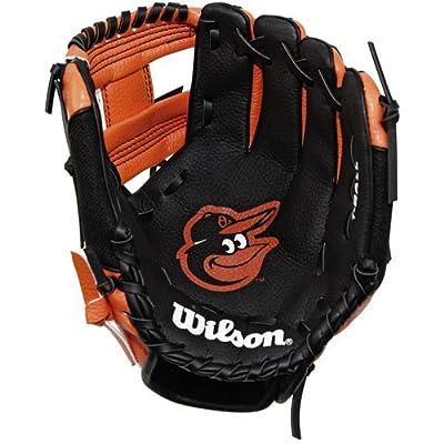 Wilson WTA02RB16 MLB Team T-Ball Youth Baseball Glove