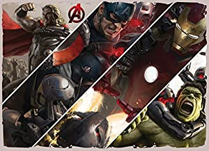 Ravensburger Avengers Age of Ultron Jigsaw Puzzle (80-Piece)