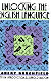 Unlocking the English Language (0374523398) by Burchfield, Robert