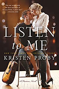 Listen To Me: A Fusion Novel by Kristen Proby ebook deal