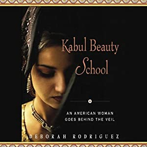 Kabul Beauty School Audiobook