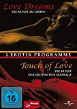 echange, troc Love Dreams - Die kunst zu Lieben & Touch of Love [Import allemand]