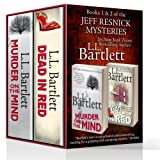 The Jeff Resnick Mysteries Volume I (Murder On The Mind and Dead In Red)