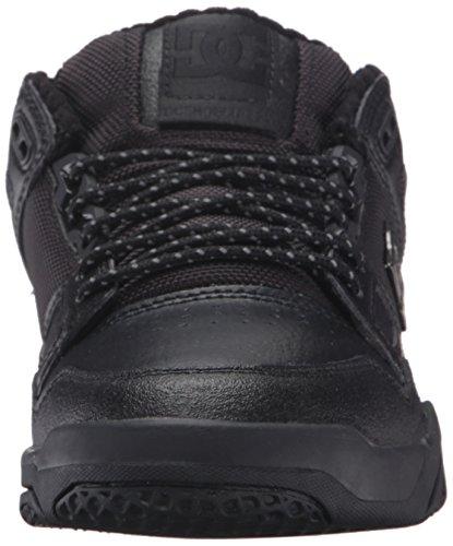 DC Men's Stag 2 SE Skate Shoe, Black, 12 M US