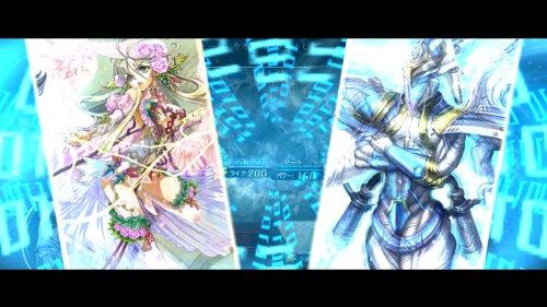Z/X (ゼクス) 絶界の聖戦 TCG版『Z/X』プレイヤーカード『アサギ・メタモルフォーゼ』 付