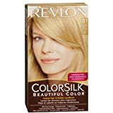Revlon Colorsilk Permanent Haircolor - Light Blonde (81/8N)(Pack Of 2)