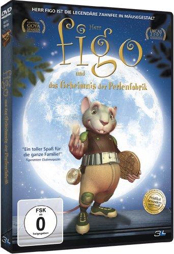 HERR FIGO UND DAS GEHEIMNIS DER PERLENFABRIK [IMPORT ALLEMAND] (IMPORT) (DVD)