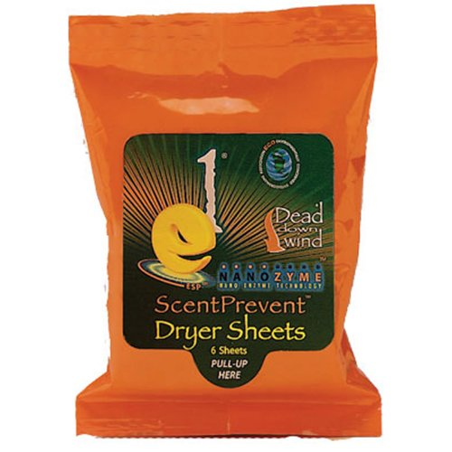 Lowest Prices! Dead Down Wind Dryer Sheets (15 Pack)