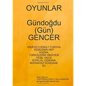Oyunlar (Turkish Edition)