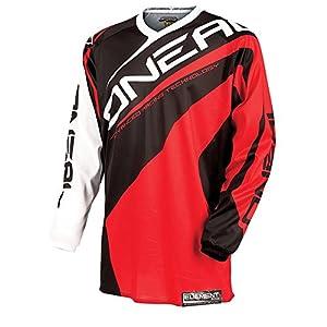 O'Neal Jersey Element Racewear Rot L