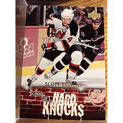 Buy 2005-06 Upper Deck School of Hard Knocks #HK1 Scott Stevens by Upper Deck