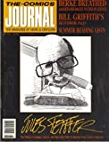 img - for Comics Journal No. 124 (Jules Feiffer interview - Berke Breathed) book / textbook / text book