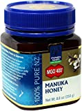 Manuka Health MGO 400+ Manuka Honey (20+), 250gm - 100% Pure New Zealand Honey