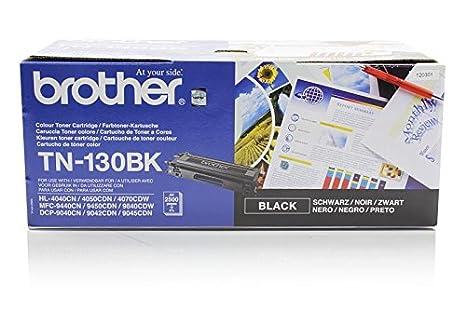 Brother HL-4040 CDNLT - Original Brother TN-130BK - Cartouche de Toner Noir -
