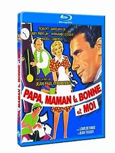 Papa, maman, la bonne et moi [Blu-ray]