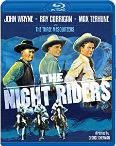 The Night Riders [Blu-ray]