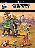 Adventures of Krishna (3 in 1) price comparison at Flipkart, Amazon, Crossword, Uread, Bookadda, Landmark, Homeshop18