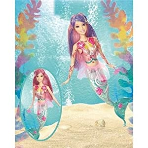 Shella Doll Barbie Fairytopia Mermaidia