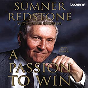 A Passion to Win Audiobook