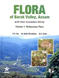 img - for FLORA OF BARAK VALLY, ASSAM : WITH THEIR ECONOMIC UTILITY (VOL 1) book / textbook / text book