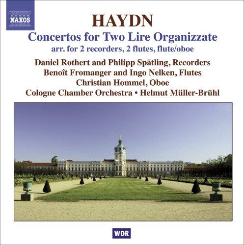 Concertos pour vielle organisée HobVIIh, version pour vents 51WR629WE2L