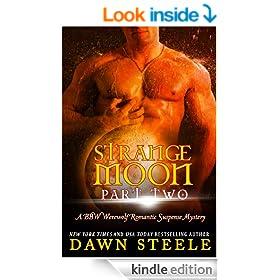 Strange Moon: Part Two: BBW Werewolf Romantic Suspense Mystery