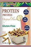 Kay's Naturals Gluten Free Protein Pretzels, Original, 1.2 Ounce (Pack of 6)