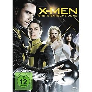 X-Men Erste Entscheidung Besetzung